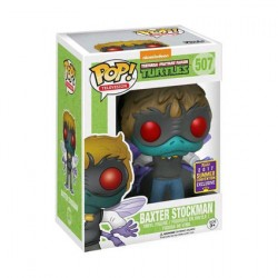 Figur Pop SDCC 2017 Teenage Mutant Ninja Turtles Baxter Stockman Limited Edition Funko Geneva Store Switzerland