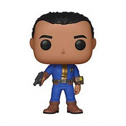 Figur Pop Games Fallout 76 Vault Dweller Male Funko Geneva Store Switzerland