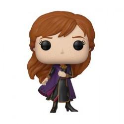 Figurine Pop Disney Frozen 2 Anna Funko Boutique Geneve Suisse