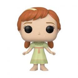 Figurine Pop Disney Frozen 2 Young Anna Funko Boutique Geneve Suisse