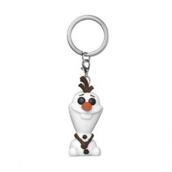 Figurine Pop Pocket Porte-clés Frozen 2 Olaf Funko Boutique Geneve Suisse