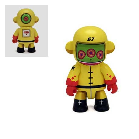 Figuren Qee Spacebot 67 von Dalek Genf Shop Schweiz