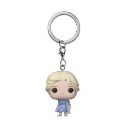 Figurine Pop Pocket Porte-clés Frozen 2 Elsa Funko Boutique Geneve Suisse