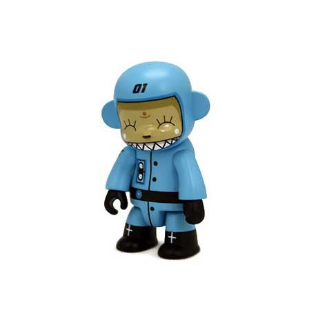 Figur Qee Spacebot 01 by Dalek Toy2R Geneva Store Switzerland