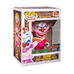 Figurine Pop NYCC 2019 Killer Klowns From Outer Space Slim Edition Limitée Funko Boutique Geneve Suisse