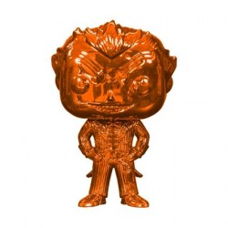 Figur Pop Batman Arkham Asylum The Joker Orange Chrome Limited Edition Funko Geneva Store Switzerland