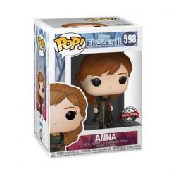 Figurine Pop Diseny Frozen 2 Anna Travelling Edition Limitée Funko Boutique Geneve Suisse