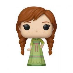 Figurine Pop Diseny Frozen 2 Anna Nightgown Edition Limitée Funko Boutique Geneve Suisse