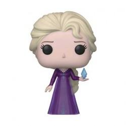 Figurine Pop Diseny Frozen 2 Elsa in Nightgown Edition Limitée Funko Boutique Geneve Suisse