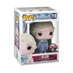 Figur Pop Diseny Frozen 2 Elsa with Salamander Limited Edition Funko Geneva Store Switzerland