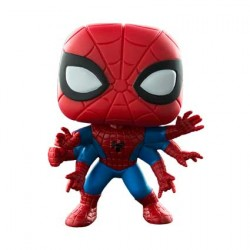 Figurine Pop Marvel Six-Arm Spider-Man (Rare) Funko Boutique Geneve Suisse