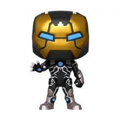 Figur Pop Glow in the Dark Marvel Iron Man Mark XXXIX Limited Edition Funko Geneva Store Switzerland
