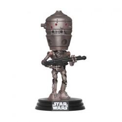 Figurine Pop Star Wars The Mandalorian IG-11 Funko Boutique Geneve Suisse