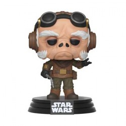 Figur Pop Star Wars The Mandalorian Kuiil Funko Geneva Store Switzerland