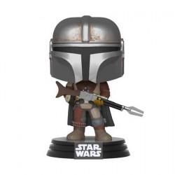 Figurine Pop Star Wars The Mandalorian The Mandalorian Funko Boutique Geneve Suisse