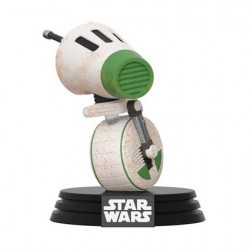 Figurine Pop Star Wars The Rise of Skywalker D-O Funko Boutique Geneve Suisse