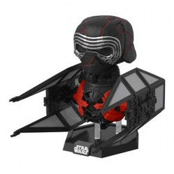 Figurine Pop Rides Star Wars The Rise of Skywalker Kylo Ren in TIE Whisper Funko Boutique Geneve Suisse