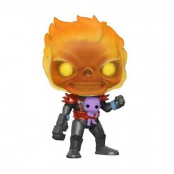 Figurine Pop Marvel Cosmic Ghost Rider Edition Limitée Funko Boutique Geneve Suisse