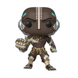 Figur Pop Overwatch Doomfist Leopard Skin Limited Edition Funko Geneva Store Switzerland