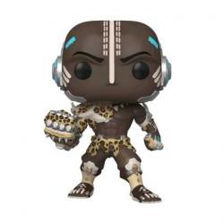 Figurine Pop Overwatch Doomfist Leopard Skin Edition Limitée Funko Boutique Geneve Suisse