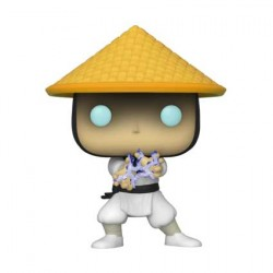 Figur Pop Games Mortal Kombat Raiden V2 Funko Geneva Store Switzerland