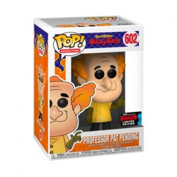 Figur Pop NYCC 2019 Hanna Barbera Wacky Races Professor Pat Pending Limited Edition Funko Geneva Store Switzerland