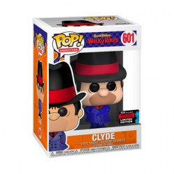 Figur Pop NYCC 2019 Hanna Barbera Wacky Races Clyde Limited Edition Funko Geneva Store Switzerland