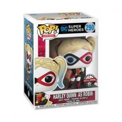 Figurine Pop Batman Harley Quinn en Robin Edition Limitée Funko Boutique Geneve Suisse