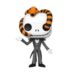 Figurine Pop The Nightmare Before Christmas Jack Snake Edition Limitée Funko Boutique Geneve Suisse