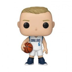 Figurine Pop Basketball NBA Dallas Mavericks Kristaps Porzingis Funko Boutique Geneve Suisse