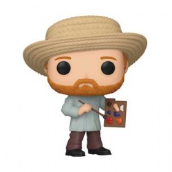 Figurine Pop Artists Vincent van Gogh Funko Boutique Geneve Suisse
