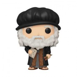 Figur Pop Artists Leonardo da Vinci Funko Geneva Store Switzerland