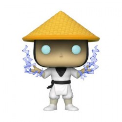 Figur Pop Mortal Kombat Raiden with Lightning Limited Edition Funko Geneva Store Switzerland