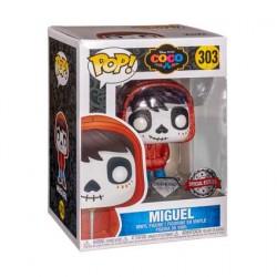 Figurine Pop Disney Diamond Coco Miguel Edition Limitée Funko Boutique Geneve Suisse