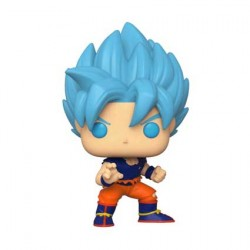 Figurine Pop Dragon Ball Super SSGSS Goku Edition Limitée Funko Boutique Geneve Suisse
