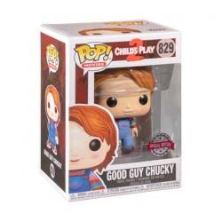 Figurine Pop Child's Play Good Guy Chucky Edition Limitée Funko Boutique Geneve Suisse