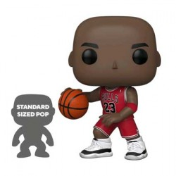 Figurine Pop 25 cm Basketball NBA Bulls Michael Jordan Red Jersey Funko Boutique Geneve Suisse