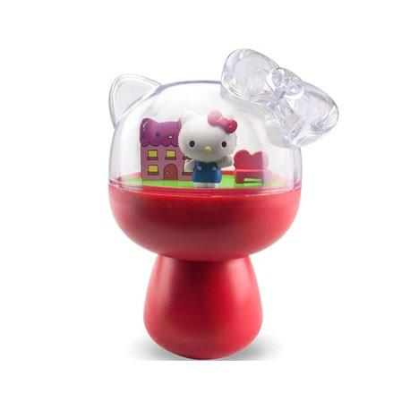 Figur Hello Sanrio Hello Kitty Capsule Diorama Toynami Geneva Store Switzerland