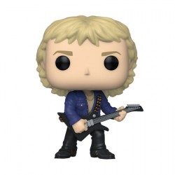 Figurine Pop Rocks Def Leppard Phil Collen Funko Boutique Geneve Suisse