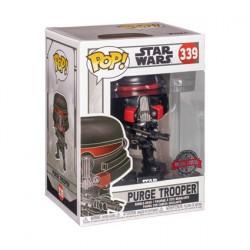 Figur Pop Star Wars Jedi Fallen Order Purge Trooper Limited Edition Funko Geneva Store Switzerland