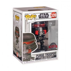 Figurine Pop Star Wars Jedi Fallen Order Purge Trooper Edition Limitée Funko Boutique Geneve Suisse