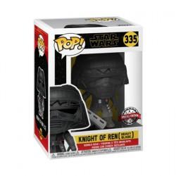 Figurine Pop Star Wars Knight of Ren Heavy Blade Episode IX Rise of Skywalker Edition Limitée Funko Boutique Geneve Suisse