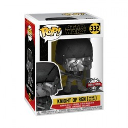 Figurine Pop Star Wars Knight of Ren War Club Episode IX Rise of Skywalker Edition Limitée Funko Boutique Geneve Suisse