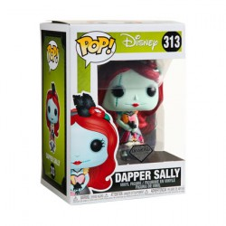 Figurine Pop Disney Diamond The Nightmare Before Christmas Dapper Sally Edition Limitée Funko Boutique Geneve Suisse