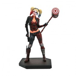 Figurine Harley Quinn Injustice 2 DC Video Game Gallery Diamond Direct Boutique Geneve Suisse