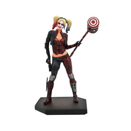 Figur Harley Quinn Injustice 2 DC Video Game Gallery Diamond Direct Geneva Store Switzerland