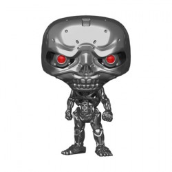 Figurine Pop Movies Terminator Dark Fate REV-9 Funko Boutique Geneve Suisse