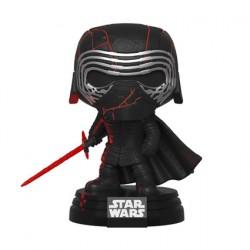 Figurine Pop Star Wars The Rise of Skywalker Electronic Supreme Leader Kylo Ren Funko Boutique Geneve Suisse