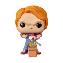 Figuren Pop Chucky with Buddy and Scissors Limitierte Auflage Funko Genf Shop Schweiz