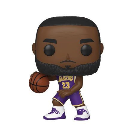 Figur Pop NBA The Los Angeles Lakers Lebron James Funko Geneva Store Switzerland